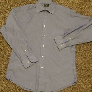 Dockers button down men's dress shirt